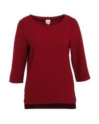 Objcorlee blouse pomegranate medium 4242979