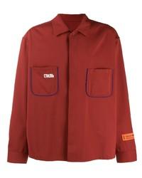 Heron Preston Concealed Front Shirt