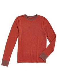 Boys Tucker Tate Mason Stripe Long Sleeve T Shirt