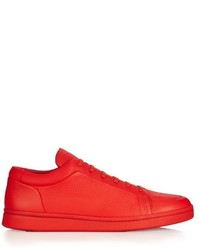 Balenciaga Urban Low Top Leather Trainers