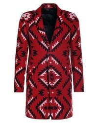 Hugo Boss Arto Classic Coat Medium Red