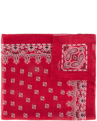 Saint Laurent Bandana Square Scarf
