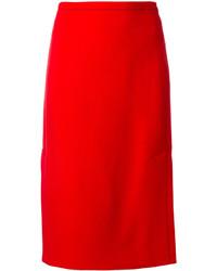 Marni A Line Pencil Skirt