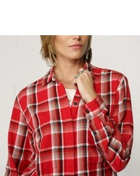 Denim & Supply Ralph Lauren Denim Supply Plaid Big Pocket Shirt