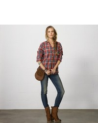 Denim & Supply Ralph Lauren Denim Supply Toby Plaid Utility Shirt
