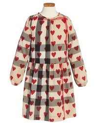 Burberry Girls Philippa Check Dress