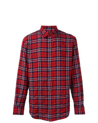 Casual tartan shirt medium 7141779