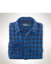 Polo Ralph Lauren Custom Fit Buffalo Plaid Shirt