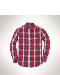 Polo Ralph Lauren Custom Fit Matlock Plaid Shirt