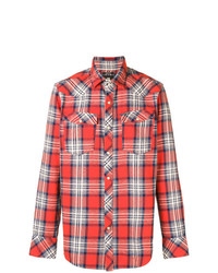 G-Star Raw Research Plaid Shirt