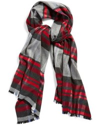 Chelsey Plaid Scarf