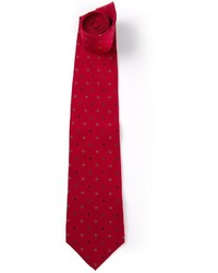 Gianfranco Ferre Vintage Patterned Tie