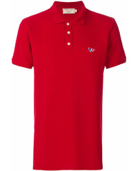 MAISON KITSUNÉ Maison Kitsun Logo Polo Shirt