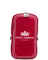 Dolce & Gabbana Front Logo Backpack
