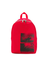 Calvin Klein Jeans X Andy Warhol Photographic Print Backpack