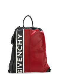 Givenchy Logo Colour Block Backpack