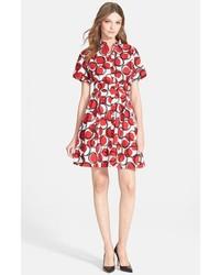 Kate Spade New York Stamped Dots Shirtdress