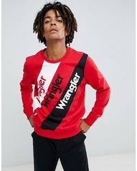 Wrangler Repeat Logo Sweatshirt