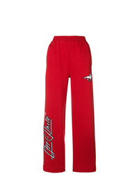 Off-White High Waisted Track Trousers