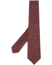 Knit print tie medium 5274759