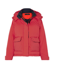 Rag & Bone Aiden Hooded Quilted Shell Jacket