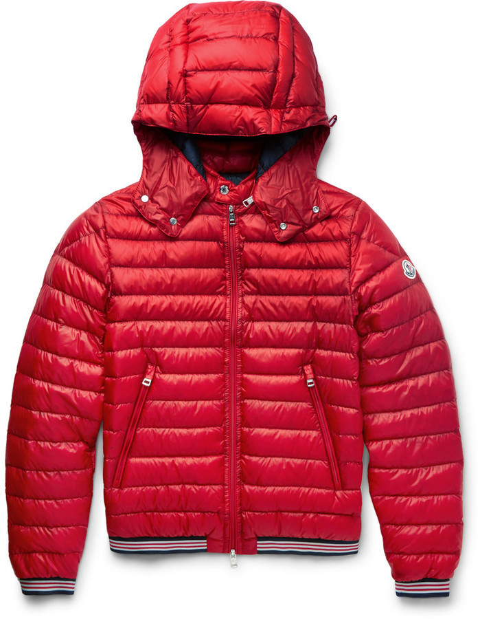 c5000a2e1d8 Moncler Vidal Quilted Shell Down Jacket, £842 | MR PORTER | Lookastic UK