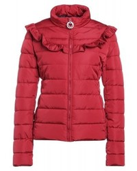 Moschino Winter Jacket Red