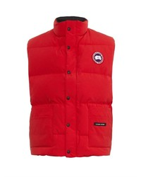 Canada Goose Freestyle Quilted Down Gilet