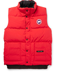 Canada Goose Freestyle Quilted Shell Down Gilet
