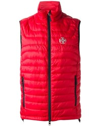 Ralph Lauren Purple Padded Gilet