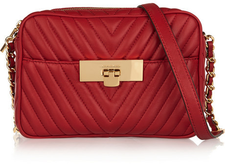 8e7a63438a58 ... promo code red quilted leather crossbody bags michael michael kors  michl michl kors susannah small quilted