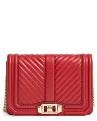 Small love leather crossbody bag medium 1132022