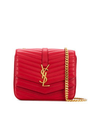 Saint Laurent Small Sulpice Crossbody Bag
