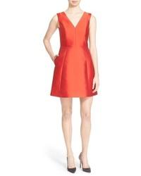New york open back bow dress medium 377782