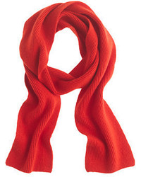 J.Crew Kids Ribbed Cashmere Scarf