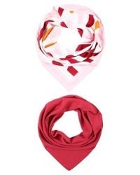 Pckini 2 pack scarf cloud dancer medium 4138976