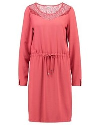 Object Objmatilde Summer Dress Dusty Cedar