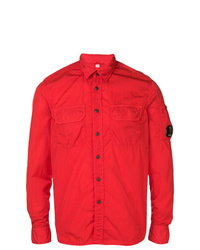 Red Shirt Jacket