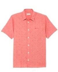 Red short sleeve shirt original 366588