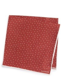 Dot silk pocket square medium 1150073