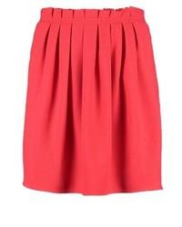 Kourt a line skirt geranium medium 3934517