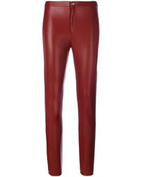 Etoile Isabel Marant Isabel Marant Toile Skinny Biker Trousers
