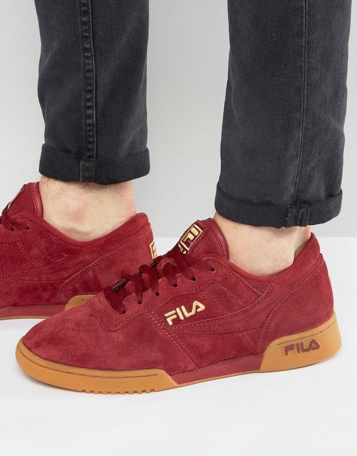 9e859173e904 ... Fila Original Fitness Premium Sneakers ...