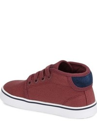 Lacoste Toddler Boys Ampthill High Top Sneaker