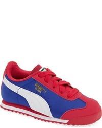 Puma Toddler Girls Roma Basic Sneaker