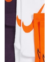Nike Boys 3 Pack Crew Socks