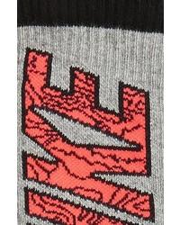 Nike Boys 3 Pack Cushioned Crew Socks