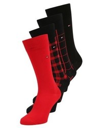 Tommy Hilfiger Cabin Box 4 Pack Socks Tommy Original