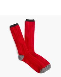 J.Crew Italian Cashmere Socks