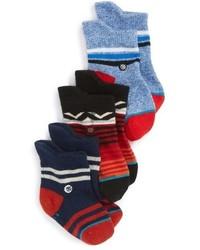 Stance Red Tide Crew Socks